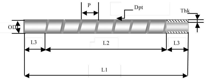 Dimensionale-corrugato
